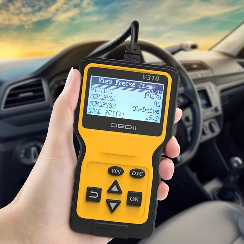 V310 OBD2 Car Scanner