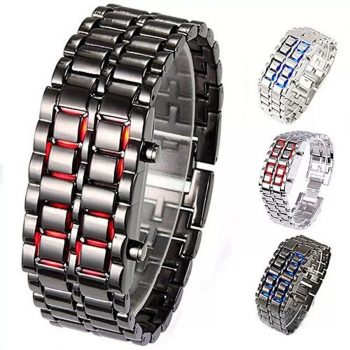 addies Led Bracelet Waterproof Wristwatch