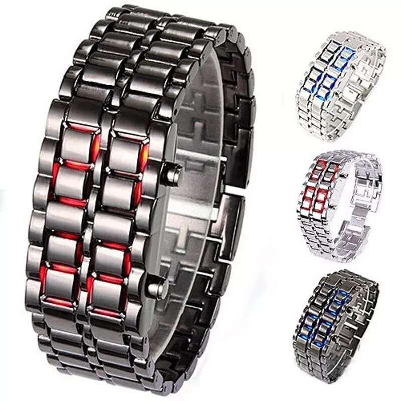 addies Led Bracelet Waterproof Wristwatch