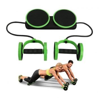 Multifunction Abdominal Fitness Wheel