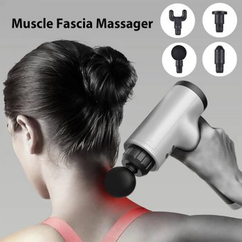 Fascial Gun Deep Muscle Massager