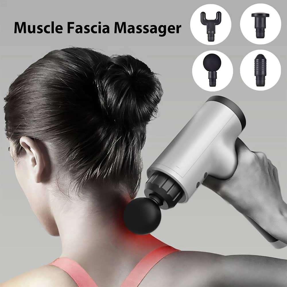 Fascial Gun Deep Muscle Massager