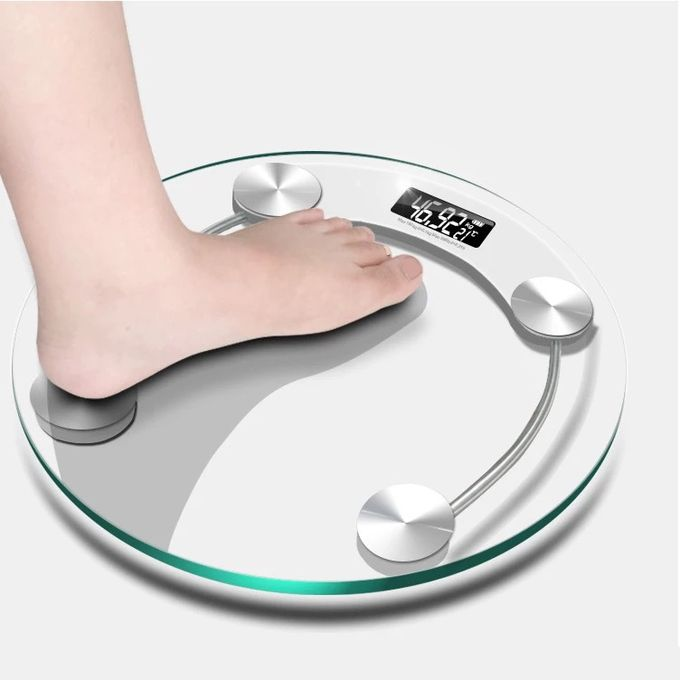 Personal Body Weight Scale With Digital Display