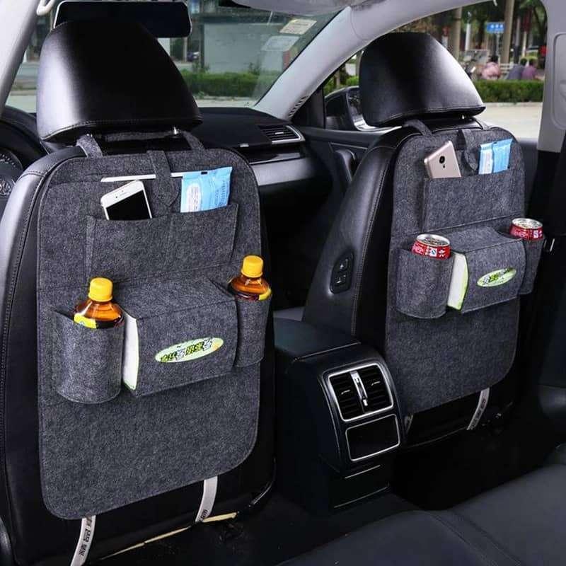 Car Backseat Organizer Bag