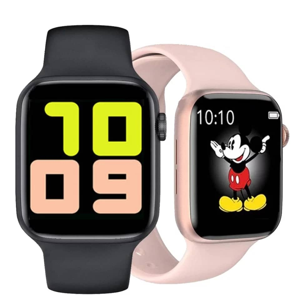 Series 6 Pro Full Screen Smart Watch